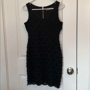 Black Guess size 2 mini dress